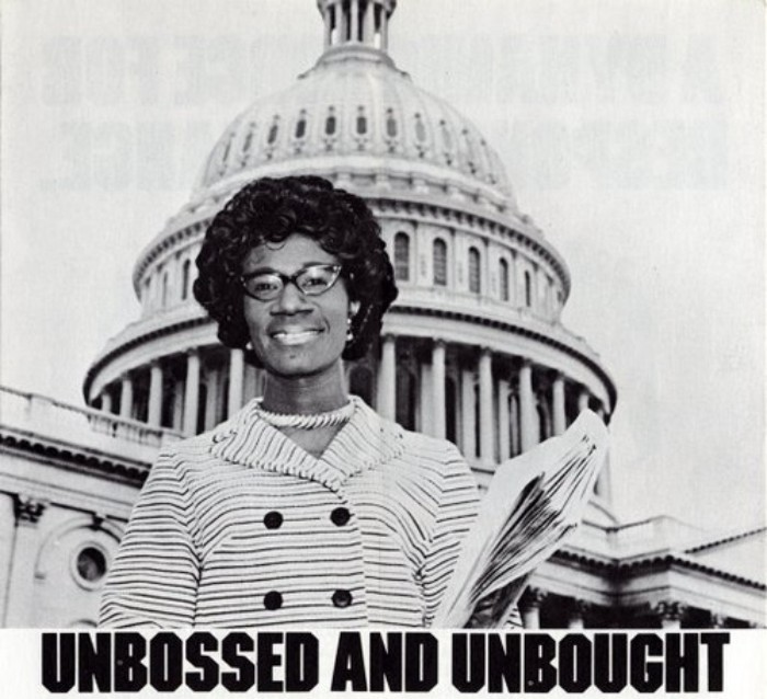 Shirley Chisholm, Catalyst of Change, Progressive Bad Ass