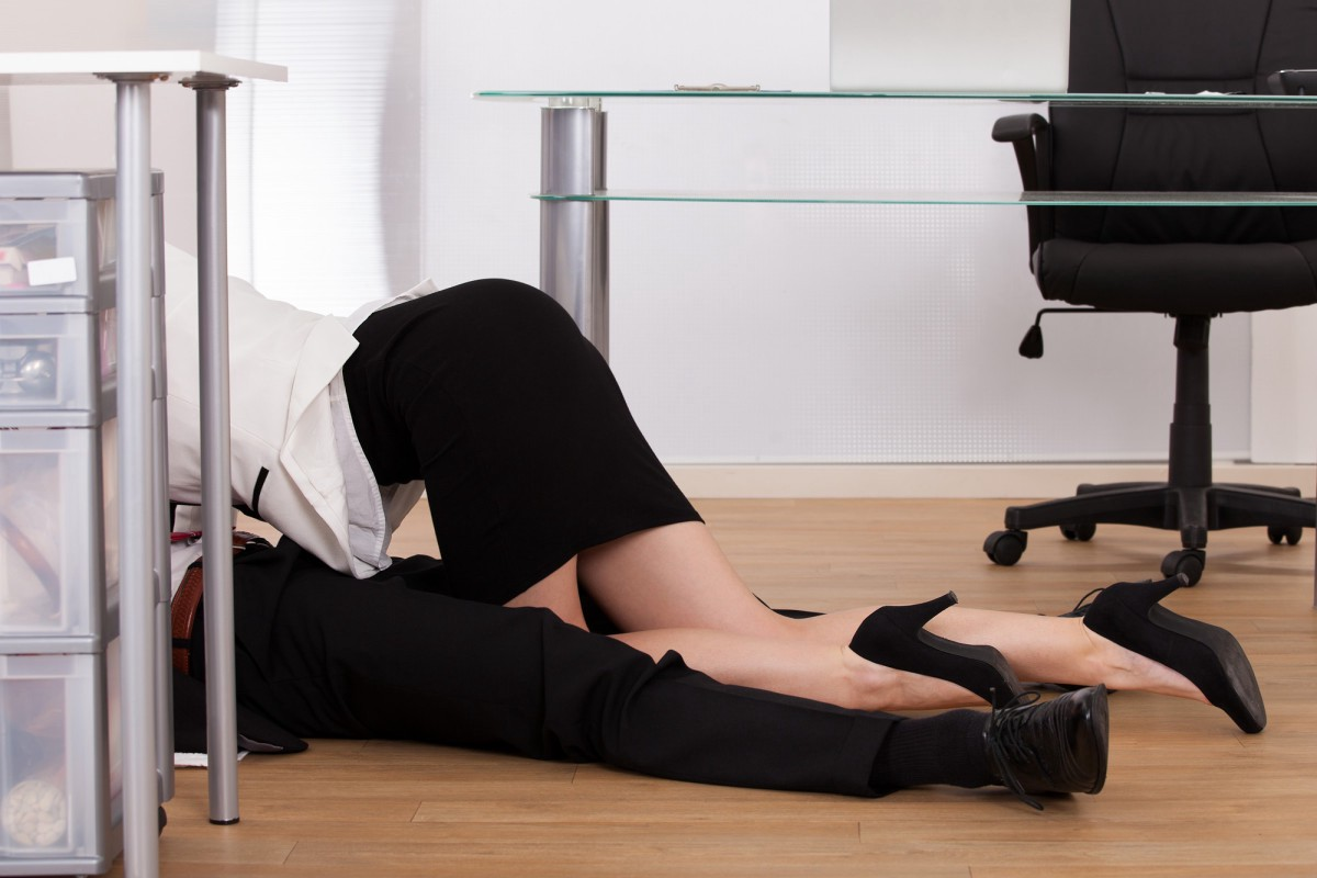 The 5 best places to have sex in the office