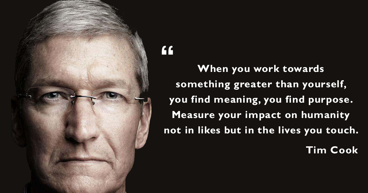 Why we love tim cook coming out