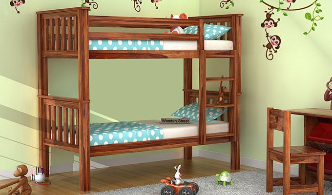 Bunk Beds For The Kids Are Units Which Available Online In A Wide Range Of Styles Sizes Materials And Shapes