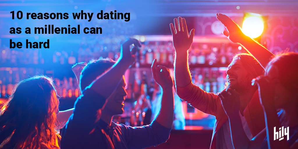 millennials don t know how to date