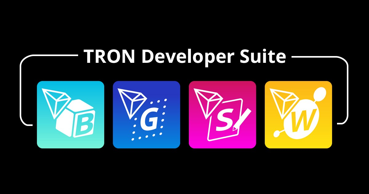 An all-in-one tool suite for TRON Developers – TRON – Medium