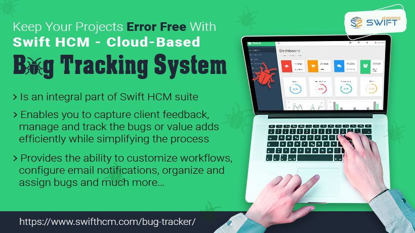 online bug tracking and issue management software swiftlearning