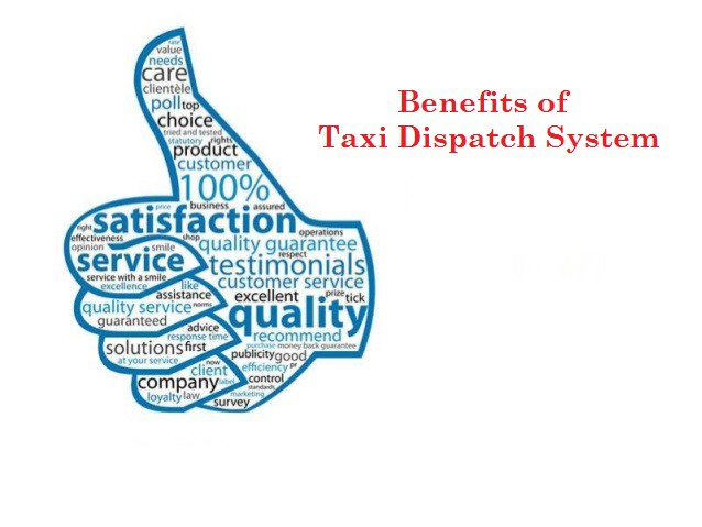 Did You Know These Benefits of Taxi Dispatch System?