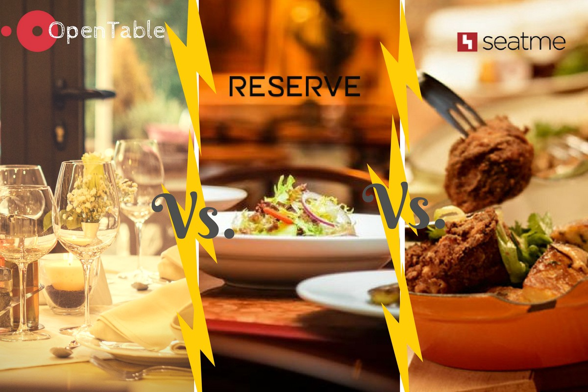 Comparing The Online Reservation System With OpenTable - Open table reservation system