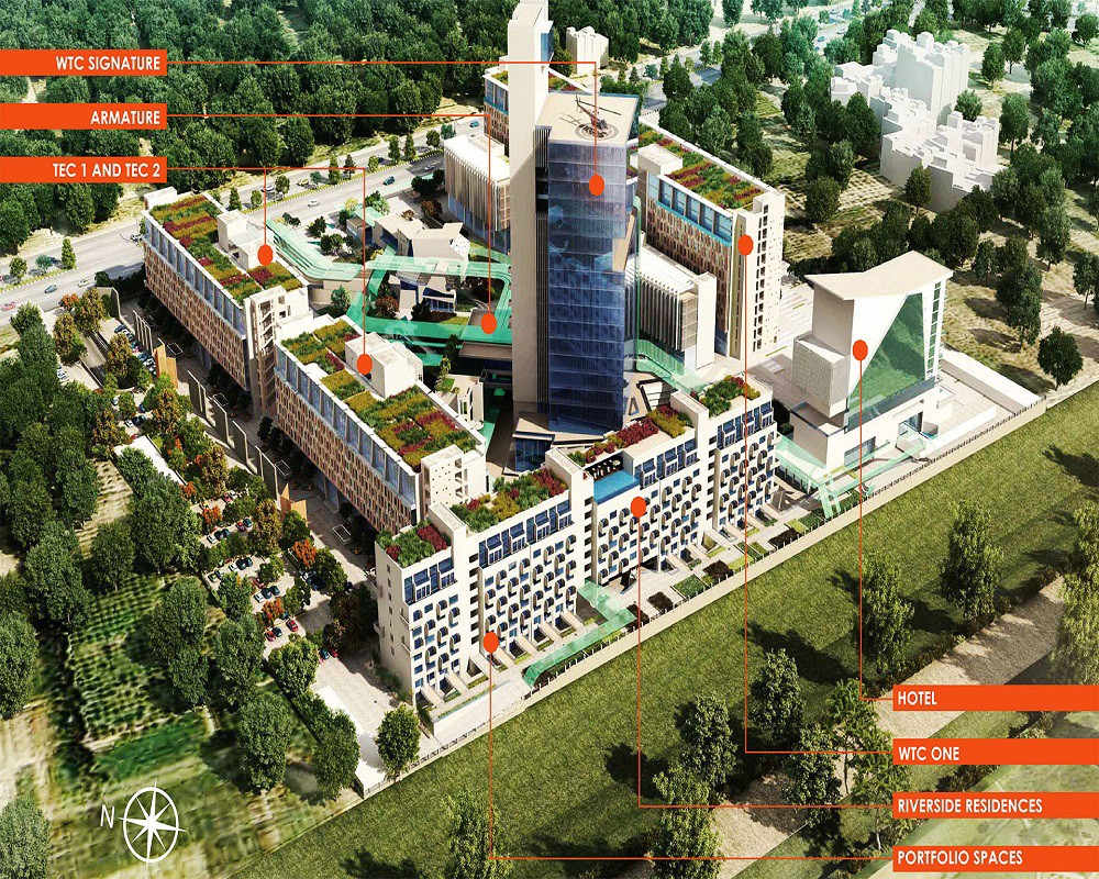 WTC Noida redefining the business culture in Noida