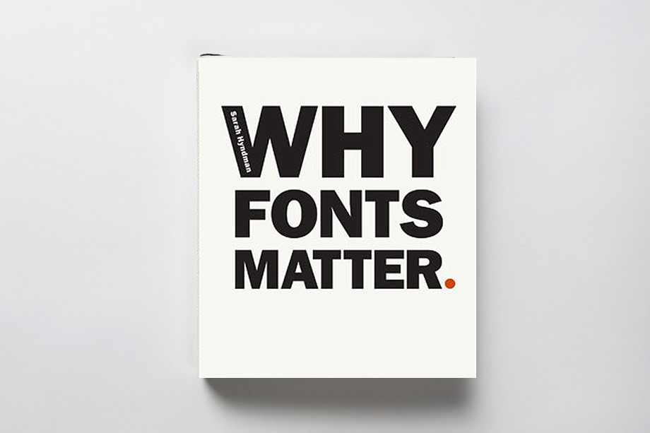 7 Best Design Books On Typography