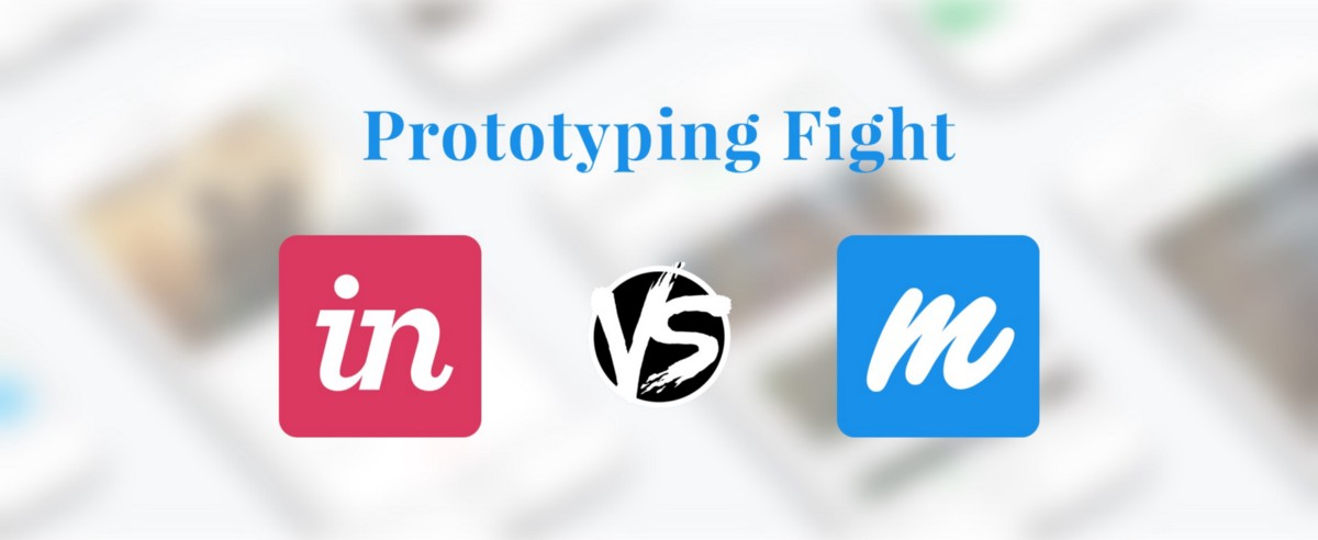 Prototyping fight: Invision vs Marvel