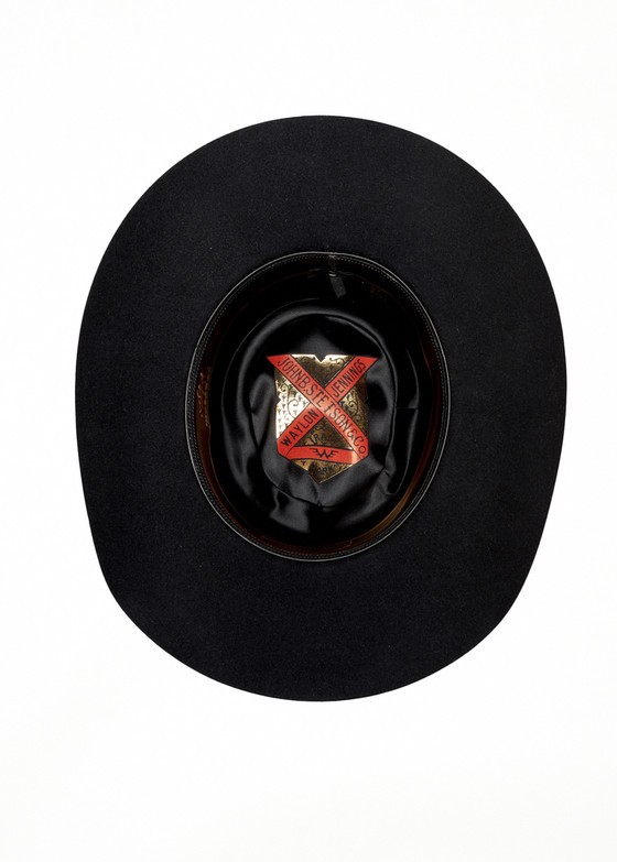 562f902a27853 You Need This Waylon Jennings Stetson Hat – The Bluegrass Situation – Medium