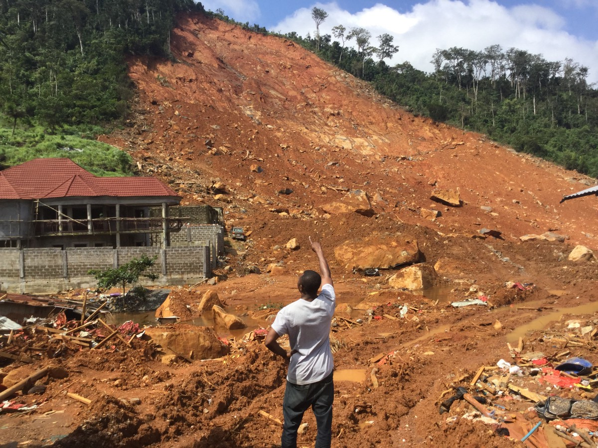 Sierra Leone's Flooding and Mudslide Disaster — My Story