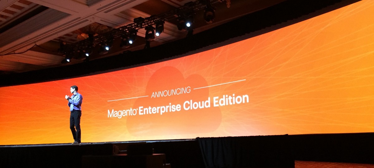 robertDouglass: On launching #Magento Cloud at #MagentoImagine https://t.co/YFY40uKHKP https://t.co/9qmmICIZXr