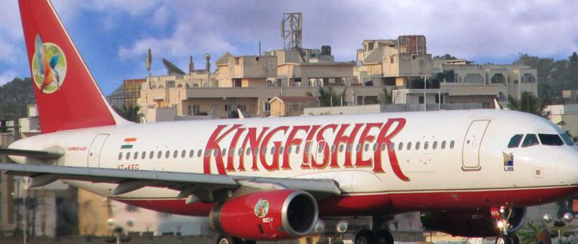 marketing mix of kingfisher airlines