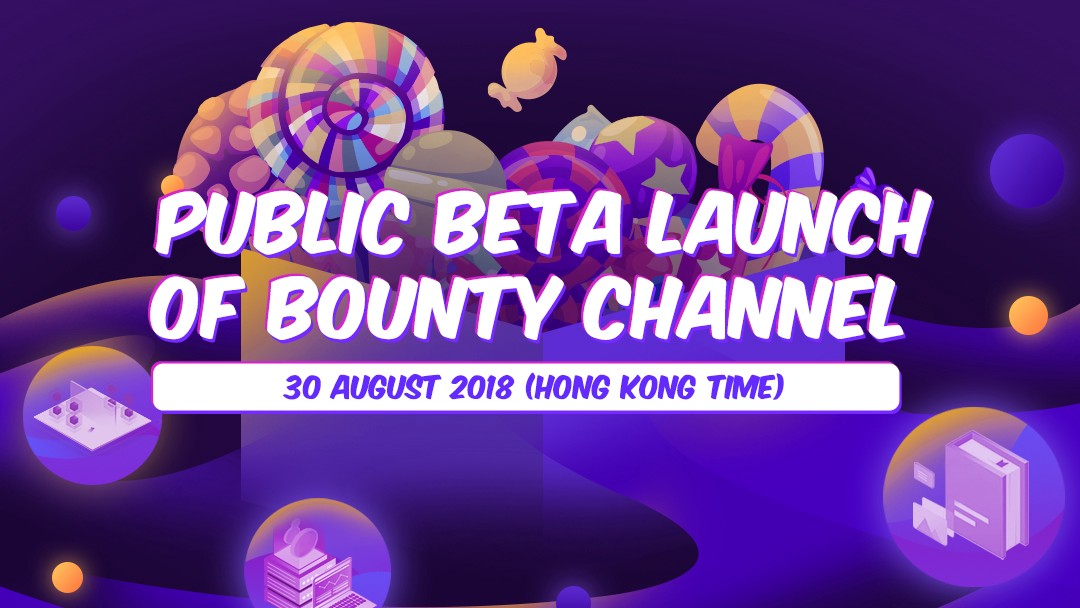 Public Beta Launch Of The New Bounty Channel Function In