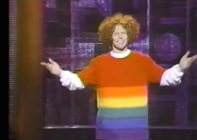 Why Carrot Top Is The Greatest Comedian To Ever Live