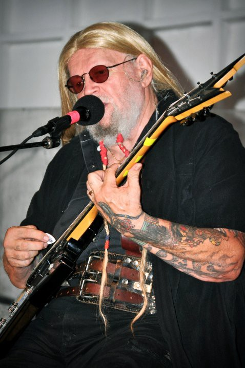 The Day Renegade Country Icon David Allan Coe Rolled Into South Georgia