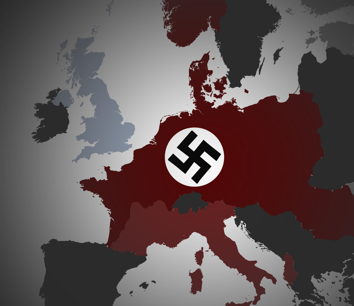 Nazi Map Of Europe.The Powerful Neo Nazi Network Destroying The European Union From Within