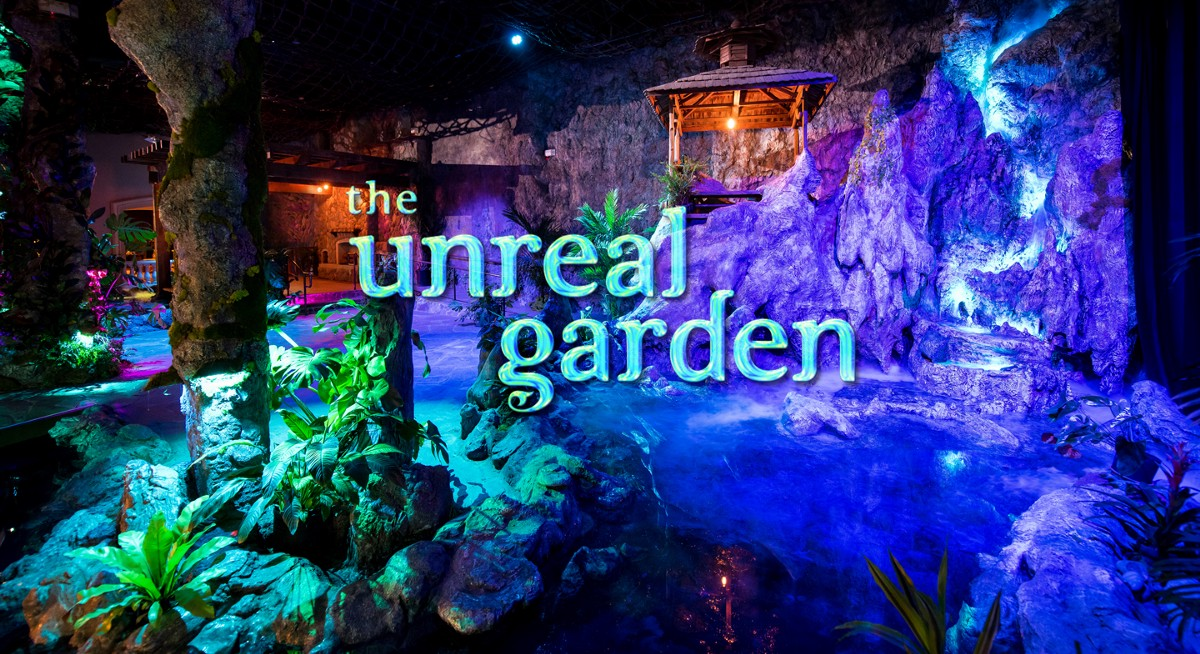 Sf The Unreal Garden No Proscenium The Guide To