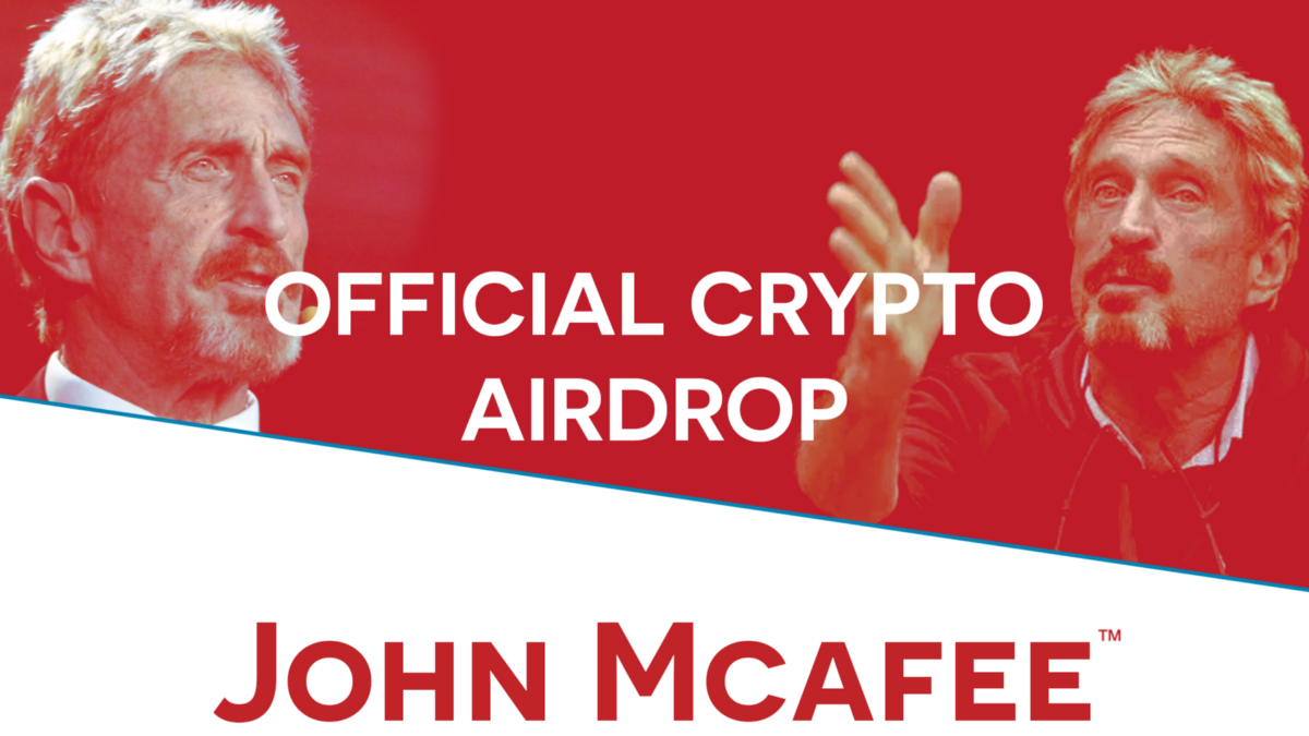 #McAfee Crypto Extravaganza—Bitcoin and Ethereum Airdrop Promotion