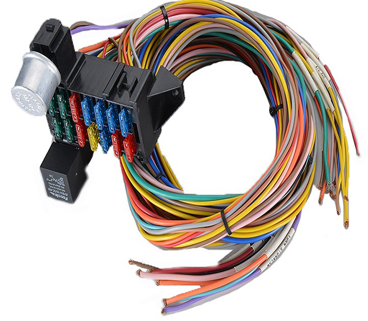 4 Different Industrial Applications Where Wire and Cable Harness is on wire nut, wire connector, wire sleeve, wire antenna, wire cap, wire ball, wire holder, wire clothing, wire lamp, wire leads,