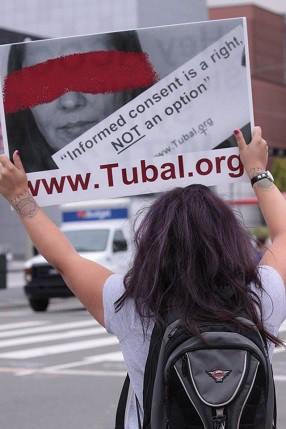 We Work To Educate Women And The Public Of The Late Sequelae Side Effects Of Tubal Ligation And Of All