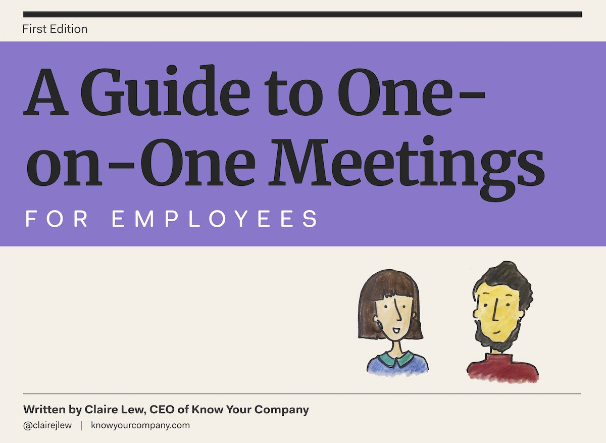 The 8 best questions to put on your next one-on-one meeting agenda