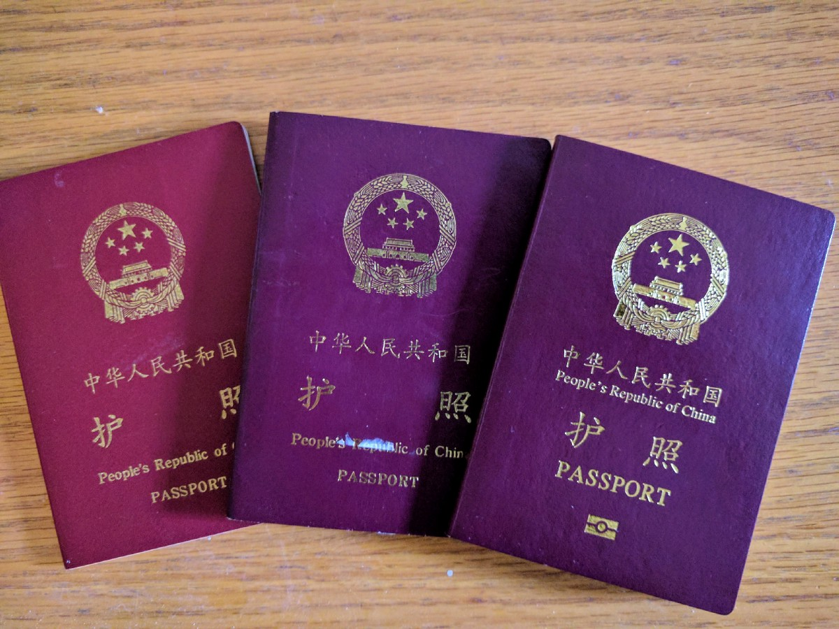 Renewing My Chinese Passport In New York City Yangyang Cheng Medium