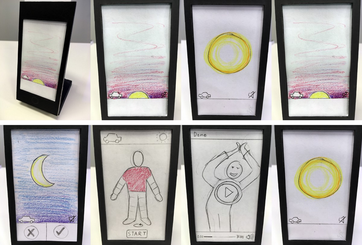 Lessons from transferring the engagement of museum-style experiences into a simple app design.