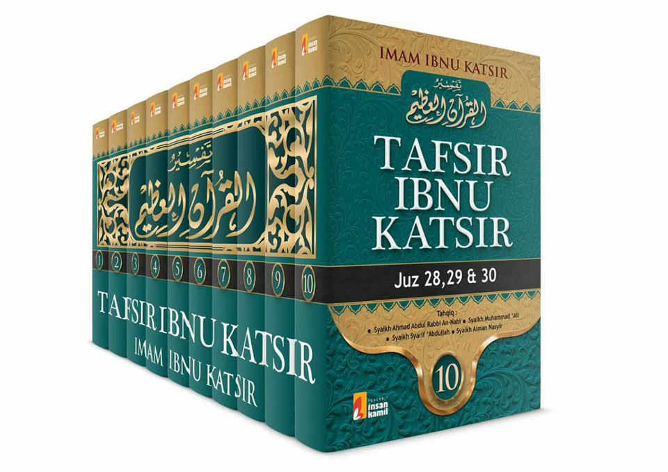 TAFSIR IBNU KATZIR INDONESIA PDF DOWNLOAD - PDF LAND