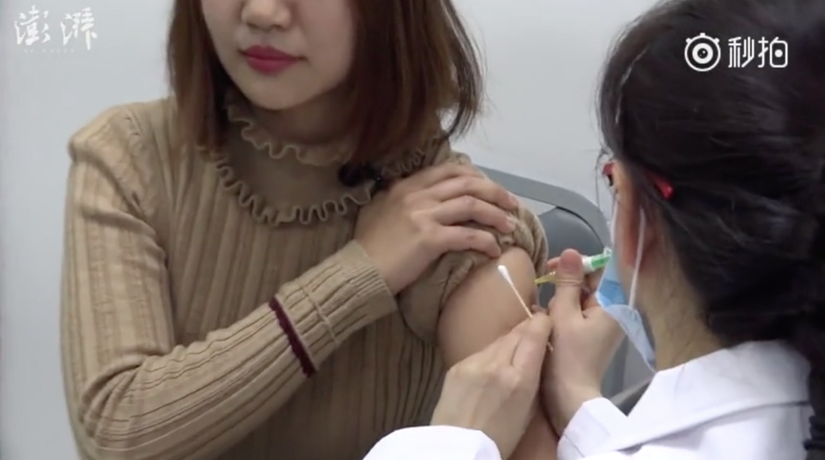 Gardasil HPV vaccine now available at Shanghai hospitals ... Hpv Vaccine Age