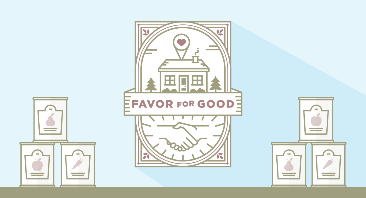 Favor For Good Puts Our Communities First Delivery