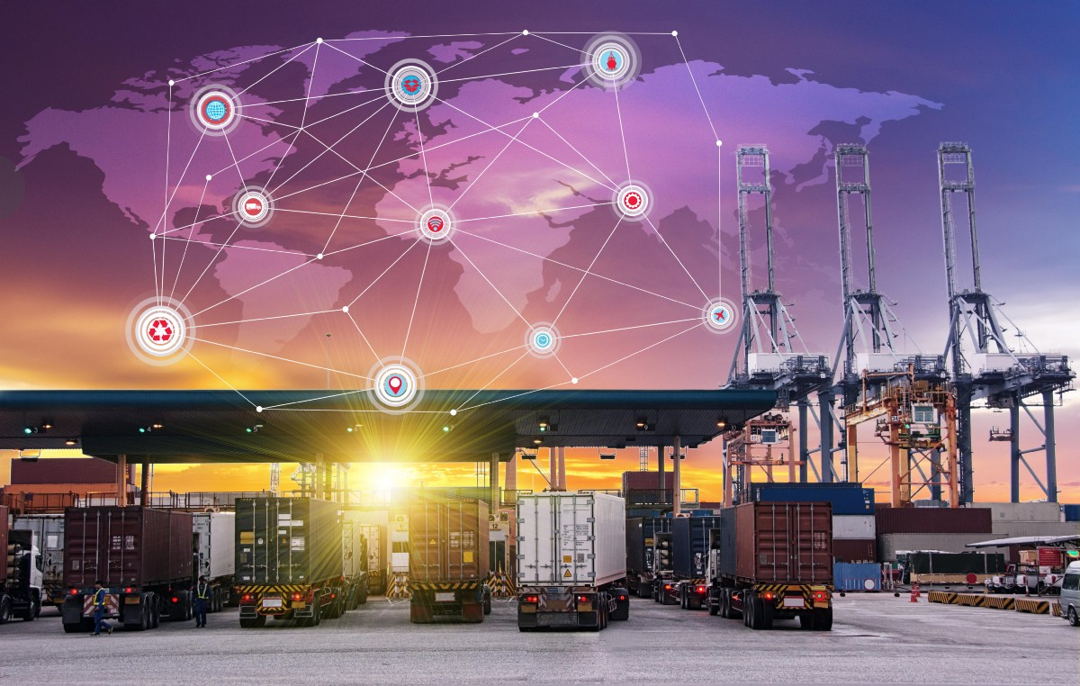 how logistics improvements affect the economy Economic conditions, and economic conditions influence transportation furthermore, all of these relationships shift with changes in technology, economic development, geographic changes, and many other factors.