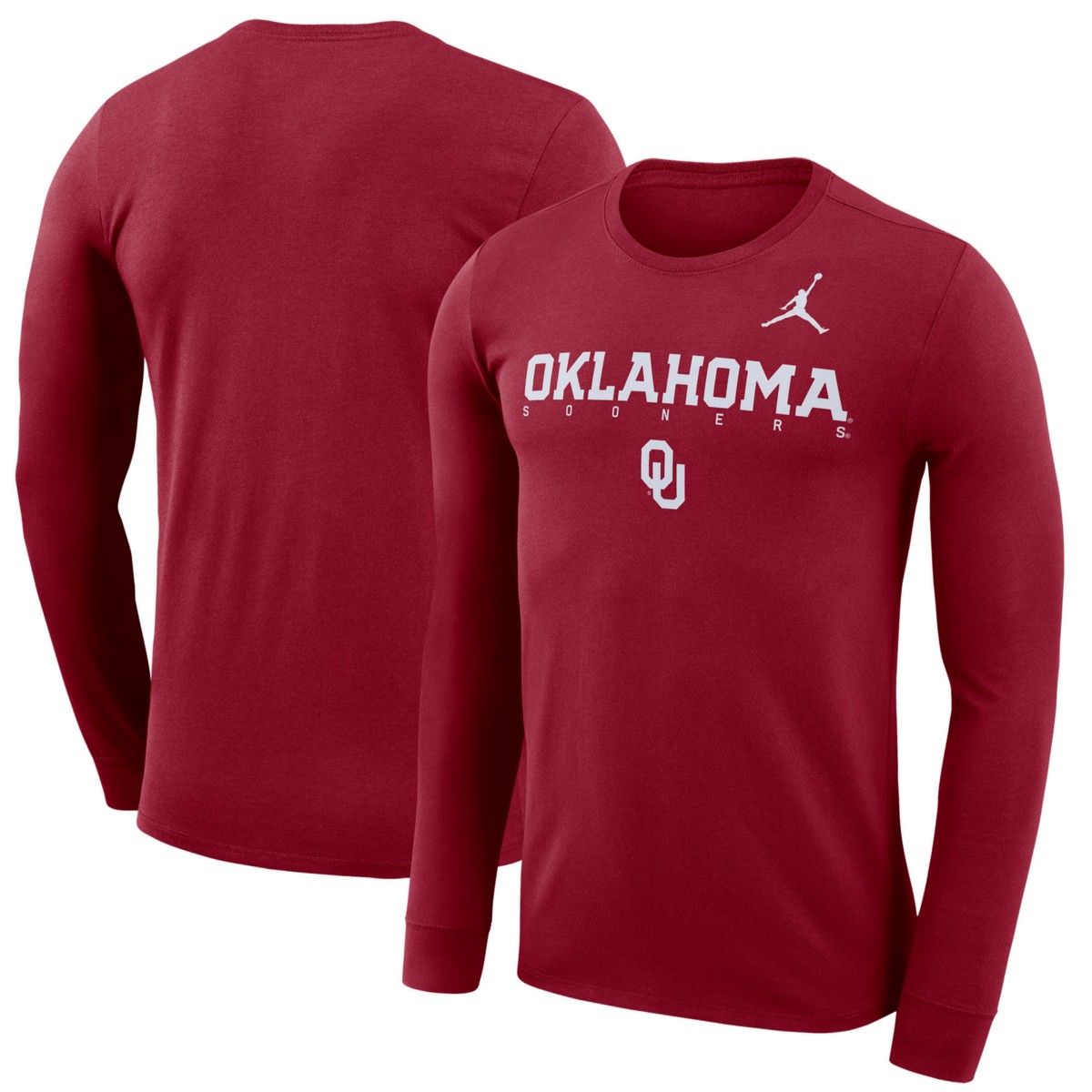 681fc84aa7b So if you dislike the new wordmark, but want some jumpman gear, this is  your best bet. Jordan Men's Oklahoma Sooners ...