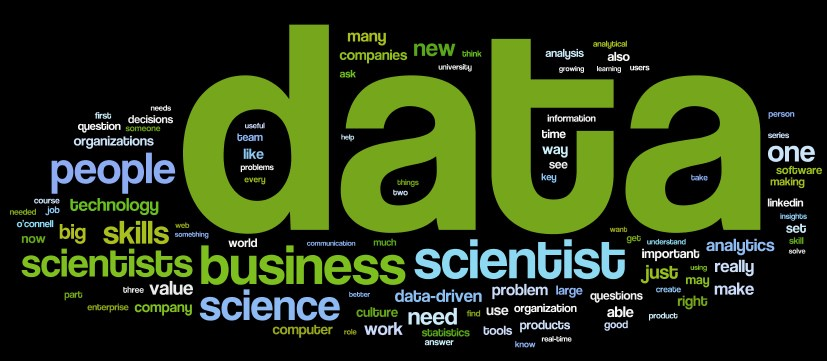 big data science and scientists A data scientist suggests a gloom index for identifying the most depressing songs by the band radiohead catterplots is a package that replaces automate analytics and achieve more with your data scientists many it and analytics departments have found that their process and resources are.