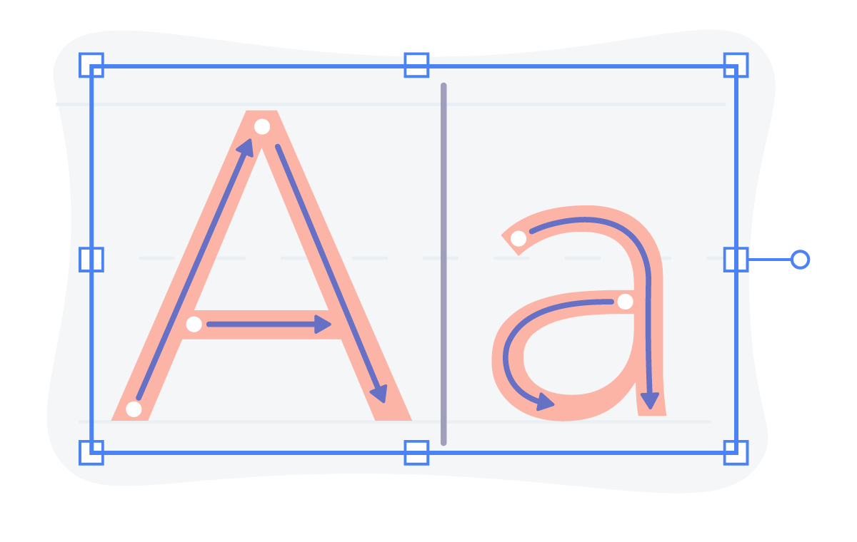 Why letter casing is important to consider during design decisions