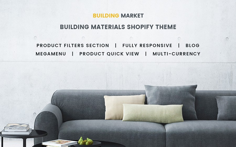 1 product shopify theme