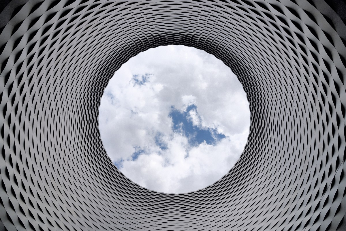 Cloud cover image