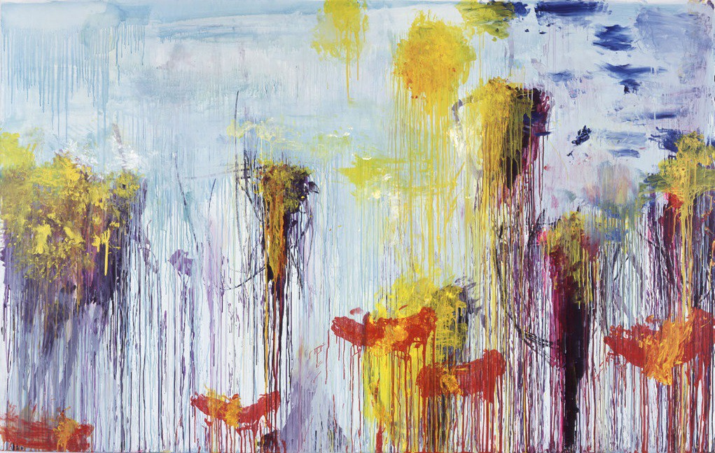 cy twombly  u2014 abstract art  u2014 abstract expresionism