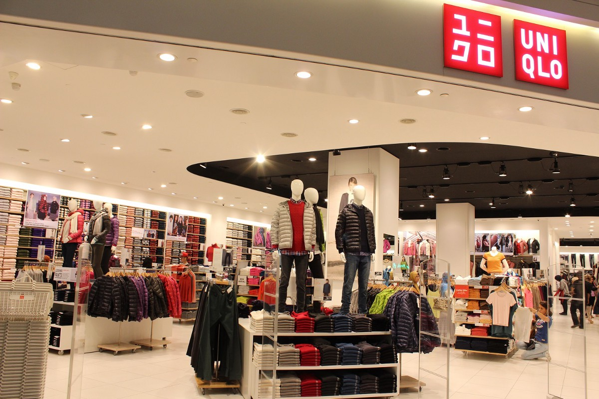 Japan clothing stores