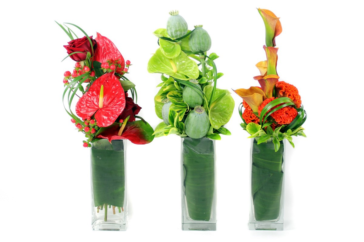 Brighten Up The Office With Flowers24hours Summer Arrangements