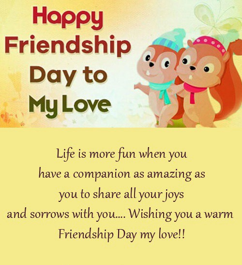 Friendship Greatness: Special Wishes And Messages For Happy Friendship Day