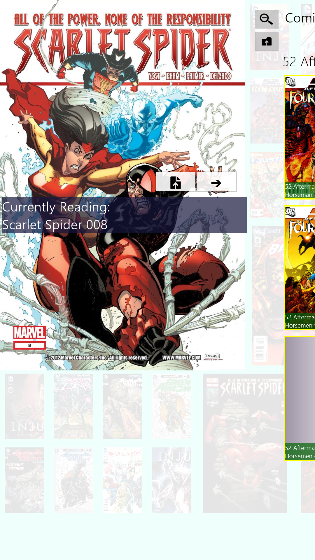 Poster design software for windows 8 1 - I Read My Comics On My Surface Utilizing A Fabulous App Called Comicsjolt The Well Polished And Feature Rich App Is Developed By An Indie Developer