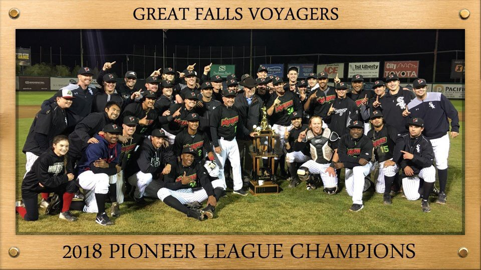 Another Good Sign For Rebuild: Sox Affiliate Great Falls Wins Pioneer  League Title
