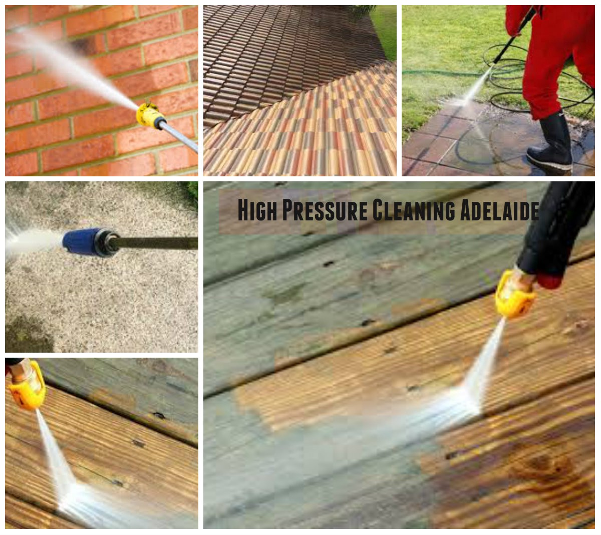 High pressure cleaning services adelaide from roof doctors australia - Using water pressure roof cleaning ...