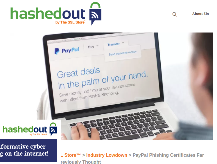 Letsencrypt Paypal And Selling Fear Hacker Noon