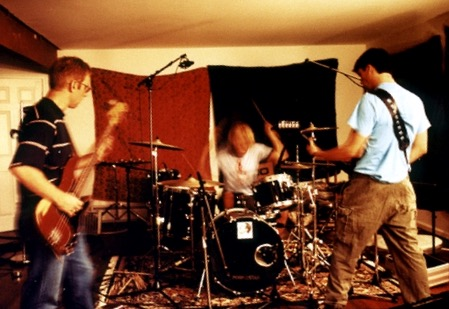 """7fc24836e Scenes from the basement where """"There Is Nothing Left to Lose"""" was recorded"""