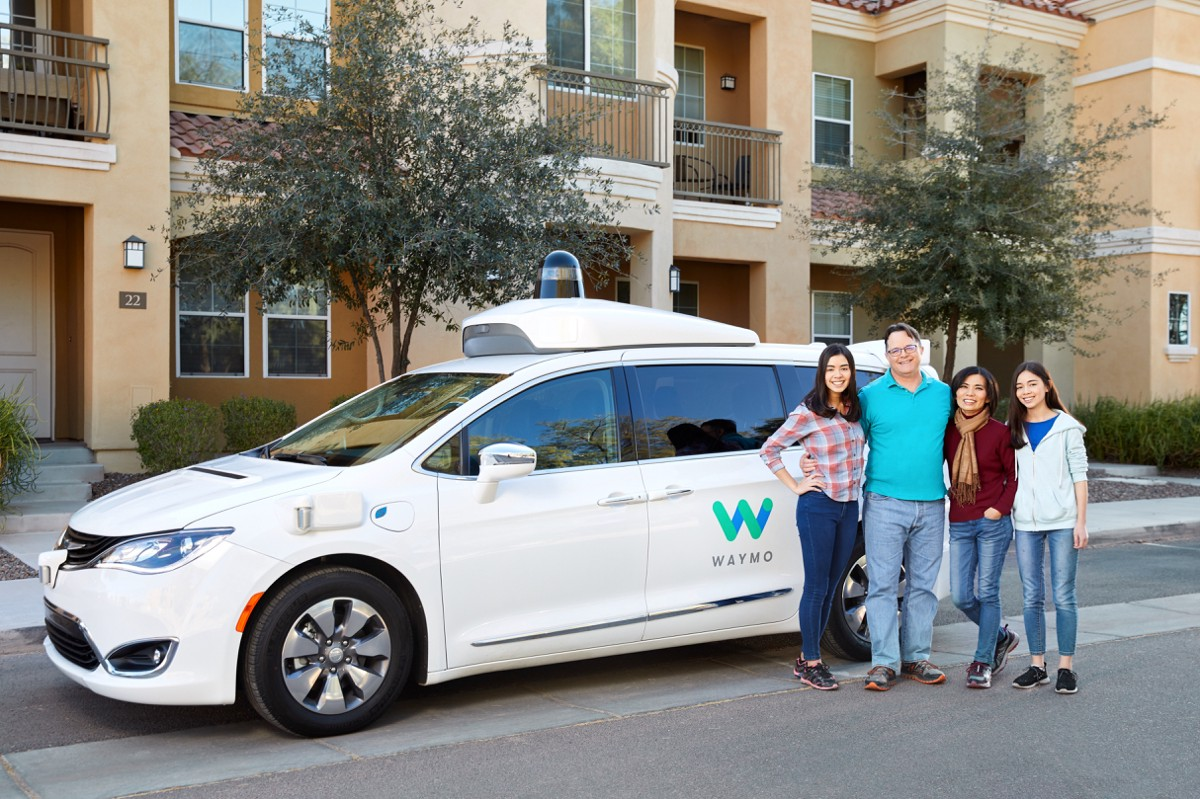 Waymo's early rider program, one year in – Waymo – Medium