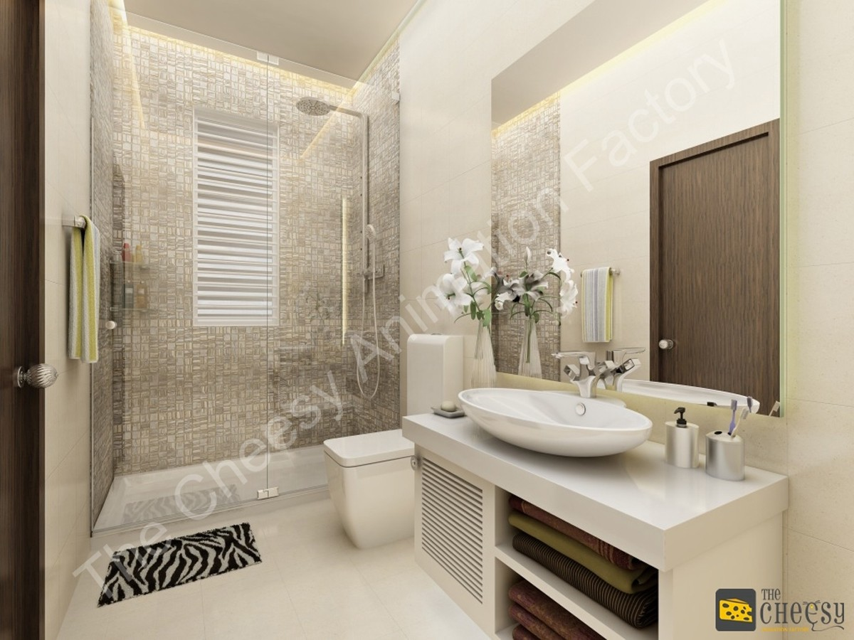 3D Interior Designs and their International style types for ...