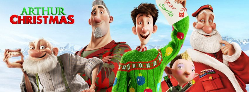 Arthur Christmas Santa.What Ux Lessons We Can Learn From Watching Arthur Christmas