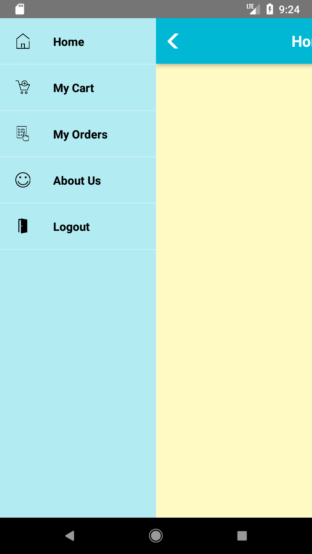 drawerlayout android react native