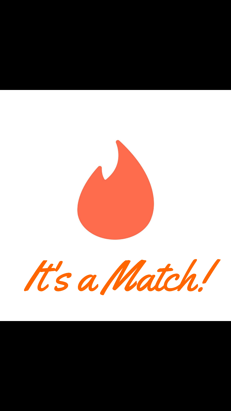 matching with someone you know on tinder